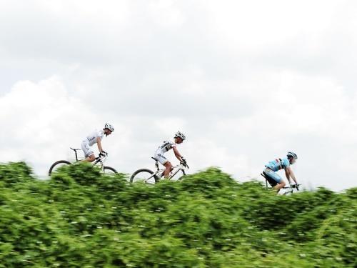 Jogos Olímpicos da Juventude 2010 - Fotos MTB belgica colombia italia
